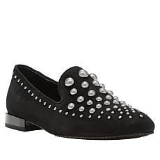 Donald J. Pliner Rehbel2 Studded Slip-On Leather Loafer