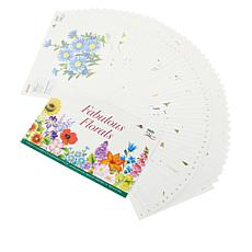 Donna Dewberry One Stroke Fabulous Florals Guides and DVD