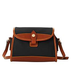 Dooney & Bourke Camden Nylon Flap Crossbody