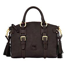 Dooney & Bourke Florentine Bristal Leather Satchel