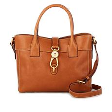 Dooney & Bourke Florentine Leather Amelia Small Tote