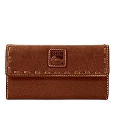 Dooney & Bourke Florentine Leather Continental Wallet