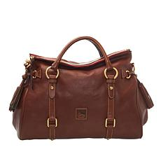 Dooney & Bourke Florentine Leather Satchel