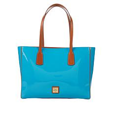 Dooney & Bourke Graham Ashton Patent Leather Tote