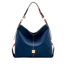Dooney & Bourke Pebble Leather Medium Sac