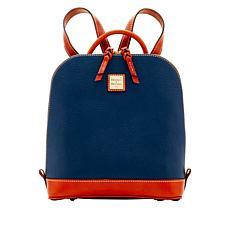 Dooney & Bourke Pebble Leather Zip Pod Backpack