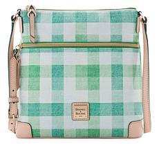 Dooney & Bourke Quadretto Check Crossbody Bag