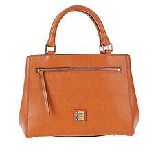 Dooney & Bourke Saffiano Leather Small Satchel - Core
