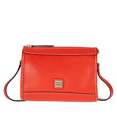 Dooney & Bourke Saffiano Leather Zip Crossbody - Core