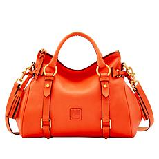 Dooney & Bourke Small Florentine Leather Satchel