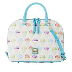 Dooney & Bourke Snow Cone Zip Zip Satchel