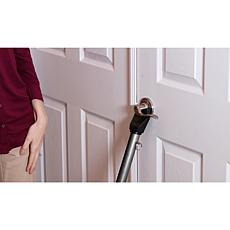 Door and Window Security Bar with Sounding Alarm