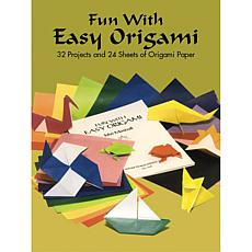 Dover Publications - Fun With Easy Origami
