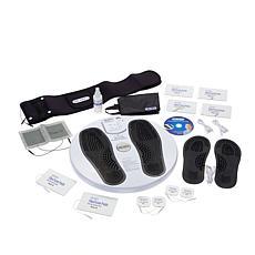 DR-HO'S Circulation Promoter & Back Relief Belt