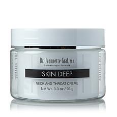 Dr. Jeannette Graf M.D. Skin Deep Neck and Throat Crème