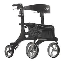 Drive Medical Nitro Elite Carbon Fiber Walker Rollator
