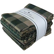 Dunroven House Fat Quarter Bundle - Green