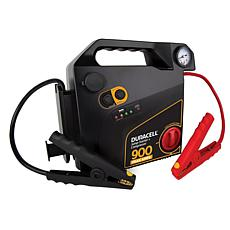Duracell Jump-Starter 900+ with Air Compressor