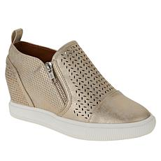 dv Dolce Vita Kassia Perforated Wedge Sneaker