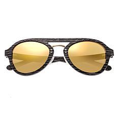 Earth Wood Cruz Polarized Sunglasses