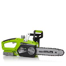 EARTHWISE Cordless 20-Volt Lithium-Ion Chain Saw