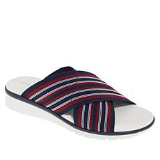 easy spirit Saffa X-Band Stretch Slide Sandal