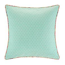 "Echo Guinevere 18"" Square Decorative Pillow"