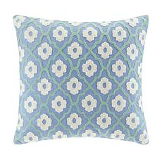 "Echo Kamala Square Pillow - 18"" x 18"""