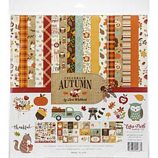 Echo Park Collection Kit 12X12 - Celebrate Autumn