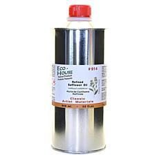 Eco-House Pure Safflower Oil - 32 oz.