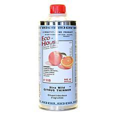 Eco-House Xtra Mild Citrus Thinner - 32 oz.