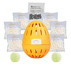 Ecoegg 1080-Load Laundry Kit with Mega Detox Tablets