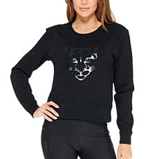Electric Yoga Kendall Panther Sweater