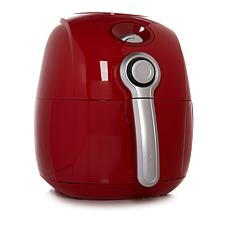 Elite Bistro 4.2-Quart Air Fryer with Recipes