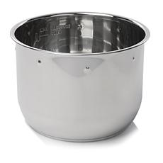 Elite Bistro Stainless Cook Pot for 8qt Pressure Cooker