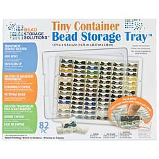 Elizabeth Ward's Tiny Container Bead Storage Tray