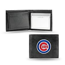 Embroidered Billfold - Chicago Cubs