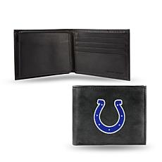 Embroidered Billfold - Indianapolis Colts