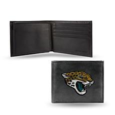 Embroidered Billfold - Jacksonville Jaguars