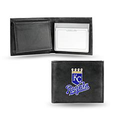 Embroidered Billfold - Kansas City Royals
