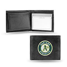 Embroidered Billfold - Oakland Athletics