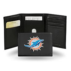 Embroidered Trifold - Miami Dolphins