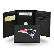 Embroidered Trifold - New England Patriots