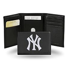 Embroidered Trifold - New York Yankees