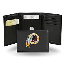 Embroidered Trifold - Washington Redskins
