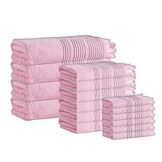 Enchante Home Ellen 16-piece Turkish Cotton Bath Towel Set