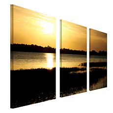 End of the Day by Patty Tuggle - Set of 3