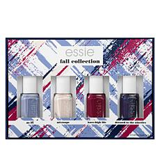 Essie Fall Trend Nail Lacquer 4-piece Mini Set