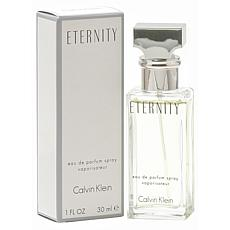 Eternity Ladies By Calvin Klein 1 oz. Eau De Parfum Spray