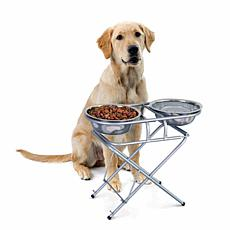 Etna 3-Stage Adjustable Dog Feeder